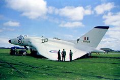 Vulcans in Camera - Avro Vulcan B1s XH498 at RNZAF Ohakea