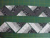 Resultado de imagen para seminole patchwork passo a passo