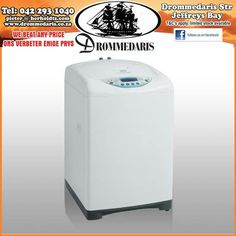This Defy Top Loader has an adjustable water level indicator, 3 wash modes and has the ability to wash in large capacities. This washing machine is user friendly and energy efficient getting larger loads of laundry done in a shorter space of time. #homeimprovement #lifestyle