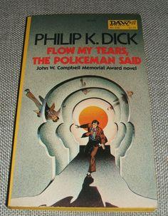 Flow My Tears, the Policeman Said (Daw SF, #438) by Philip K Dick  A Fine copy