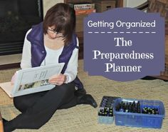 Getting Organized with the Preparedness Planner | Backdoor Survival |