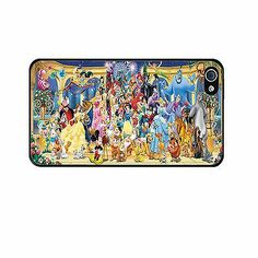 Disney All Character Case iPhone 5 iPhone 4 /iPhone4S Case Galaxy S4 Galaxy S3