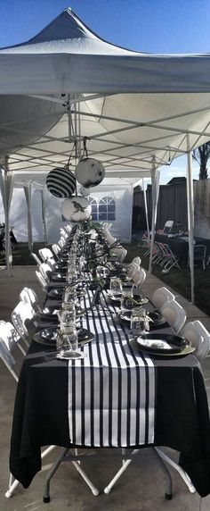 Nightmare Before Christmas Baby Shower Party Ideas   Photo 8 of 22