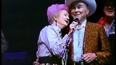 Roy Rogers & Dale Evans - Happy Trails to You - 1994 - last public performance, via YouTube.