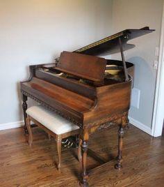 1930 Hardman grand piano
