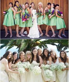 Fun Wedding Party Picture Ideas   bridal party fun ideas
