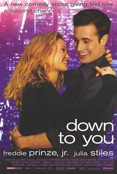 """Down to You (2000) - """"A little soul is necessary in life."""""""