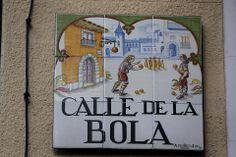 Calle de la Bola ( Madrid )