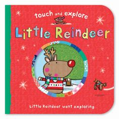 Join Little Reindeer as he prances across snowy mountains, discovering exciting new textures in this interactive adventure. This delightful book with touch and explore elements is guaranteed to engage little ones and makes a perfect Christmas gift. Best Christmas Books, Perfect Christmas Gifts, Christmas Holidays, Exciting News, Little Ones, Reindeer, Good Books, Touch, Explore