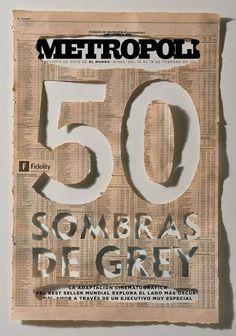 Typeverything.com - La Luna de Metrópoli magazine, art direction...