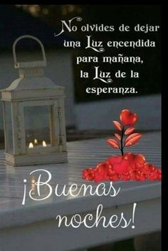 Good Night Cards, Good Night Greetings, Good Night Messages, Good Night In Spanish, Spanish Greetings, Good Night Blessings, Good Day Quotes, Good Night Image, Daily Inspiration Quotes