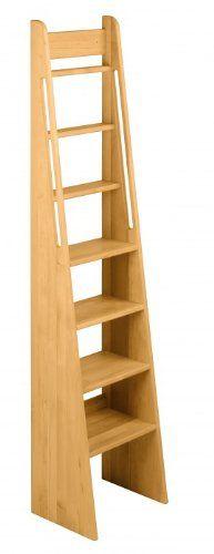 Treppen-Leiter Hochbett 180 cm Massivholz Erle Noah: Amazon.de: Küche & Haushalt