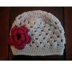 Crochet PATTERN Hat Beanie Hat Pattern PDF m007. Starting at $1 on Tophatter.com!