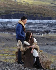 Never mind that this was taken in Iceland, KathNiel's sizzling hot as they pose for the cover! Child Actresses, Child Actors, Inigo Pascual, Daniel Johns, Enrique Gil, Daniel Padilla, John Ford, Star Magic, Couple Photoshoot Poses