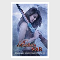 Belle's War: Movie Poster - Twistory