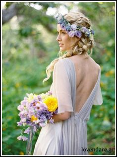 Wonderful Open Back Wedding Dress, Perfect for your Wedding! | lovendare.gr