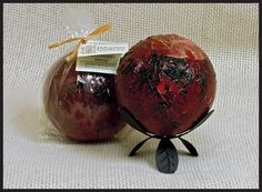 Fragrance Sphere- Cranberry Spice