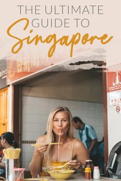 Singapore boasts a blend of Malaysian, Indian, Chinese, Arab and English cultures. Here's my ultimate Singapore travel guide! Singapore Travel Tips, Singapore Photos, China Travel, Japan Travel, Southeast Asia, City State, Travel Guides, Travel Inspiration, Travel Destinations