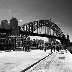 When bae is being temperamental but you're too in love to care.  #blackandwhite #sydney #harbour #black #walk #peoplewatching #city #therocks #white #bridge #bnw #sydneyharbourbridge #design #spring #sunshine #fourseasons #inoneday #peoplewatching by tiarawr_ http://ift.tt/1NRMbNv