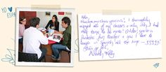 Our student's reviews about their Spanish classes at El Pasaje Spanish School :)  http://www.elpasajespanish.com/