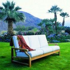 Kingsley Bate Nantucket Outdoor Deep Seating Sofa