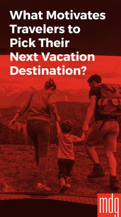 What Motivates Travelers to Pick Their Next Vacation Destination? Restaurant Marketing, Vacation Destinations, Hospitality, Trip Planning, Trips, Novels, Journey, Australia, How To Plan