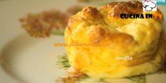 Soufflè ricetta Csaba da La classe di Csaba | Cucina in tv