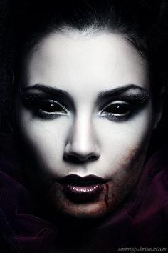 Vampire VI by SamBriggs.deviantart.com on @deviantART