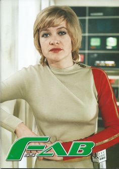 FAB_55_August 2006_Space-1999_Judy Geeson_ADV collection Judy Geeson, Ex Libris, Zine, Science Fiction, Tv Shows, Sci Fi, Interview, Space, Collection