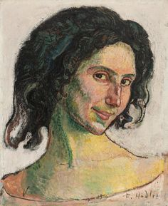 Ferdinand Hodler - Ferdinand Hodler was one of the best-known Swiss painters of the nineteenth century.