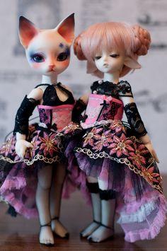 #PblCb #BJD #doll #craft #Yo-SD