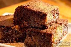 Receita de Brownie de café e manteiga de amendoim - Comida e Receitas - Comida e Receitas - Google+