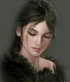 Painting Of Girl, Female Art, Game Of Thrones Characters, Cartoon, Fictional Characters, Paintings, Woman, Needlepoint, Art