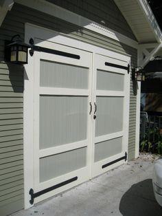 Carriage Garage Doors No Windows moulding for garage door photos | replacement windows & doors
