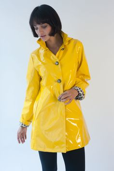 Raindrops. What is probably Toronto's most stylish rainwear boutique has just opened downtown. We have a full photo album and all the information you could want.