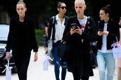 Le 21ème / Adrienne Jüliger + Jessie Bloemendaal | Paris  // #Fashion, #FashionBlog, #FashionBlogger, #Ootd, #OutfitOfTheDay, #StreetStyle, #Style