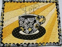 coffee quilt