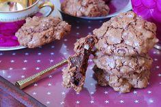 Galletas de chocolate y nueces. | Cuchillito y Tenedor