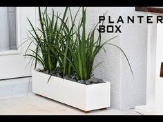 Modern planters ideas - So chic is the flowerpot modern planters ideas amazing modern planter boxes image of planters design PGFOJKU Large Concrete Planters, Outdoor Planters, Diy Planters, Flower Planters, Hanging Planters, Flower Pots, Cement Pots, Garden Planters, Flowers