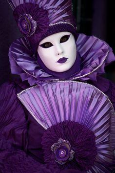 myvenetianmask:  Purple