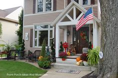 Delicieux Patio Ideas To Expand Your Front Porch