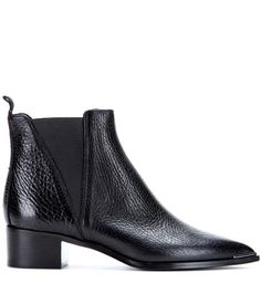 mytheresa.com - Chelseaboots Jensen Aus Leder + Acne Studios | mytheresa.com - Luxury Fashion for Women / Designer clothing, shoes, bags
