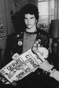 Darby Crash, The Germs