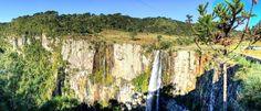Parque Cascata do Avencal, em Urubici.