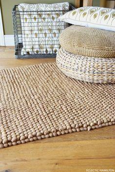Mein Neuer Glücklicher Teppich Und Wollige Deko Ideen Für Euch
