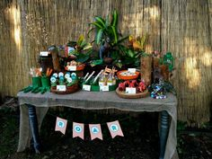 Dinosaur Birthday Party Ideas | Photo 1 of 24