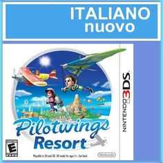 Pilotwings Resort -