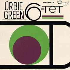 • 1963 Album Cover via Project Thirty-Three