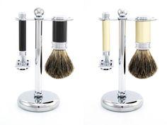 Edwin Jagger Shaving Set | Fabulous shaving set featuring the Edwin Jagger DE89 series razor. $148.50