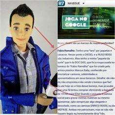 """BONECOS DO BABY: Fábio Ramalho cita seu boneco em entrevista para o """"Joga no Google"""" => http://bonecosdobaby.blogspot.com.br/2015/01/fabio-ramalho-cita-seu-boneco-em.html"""